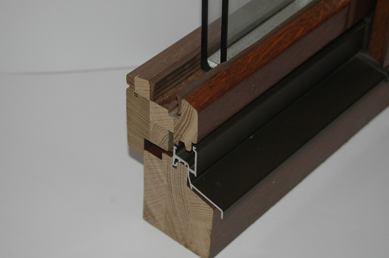 Finestre e porte in legno lamellare - Finestre in legno lamellare ...