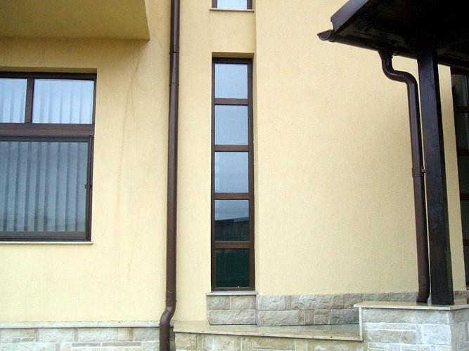 Perfectview galleria di immagini modelli di porte e finestre in pvc e legno lamellare - Finestre in pvc romania ...